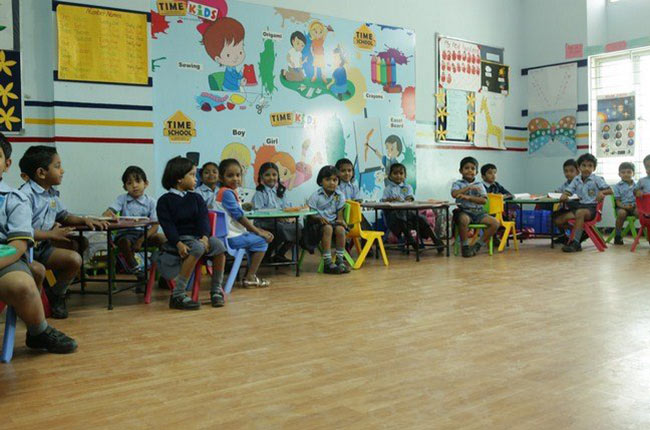 TIME School Classrooms