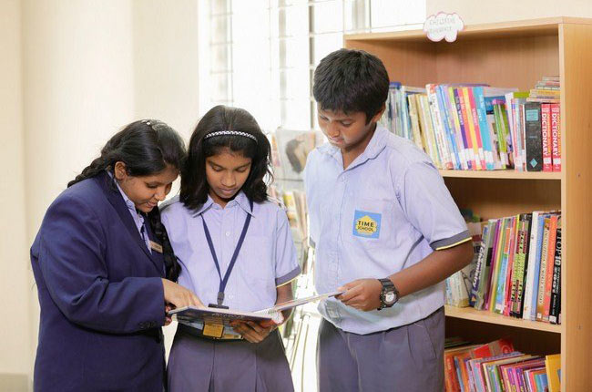 TIME School Library