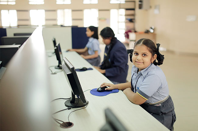 TIME School Computer Lab
